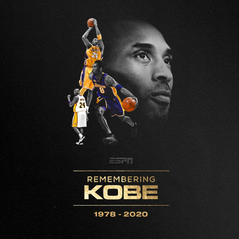 The Lakers will honor the life and legacy of Kobe Bryant tonight (10 p.m. ET on ESPN)