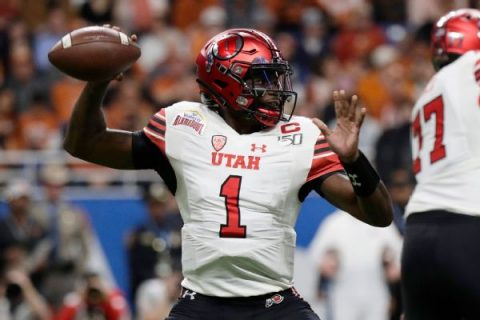 Ravens add undrafted QB who beat Lamar in HS