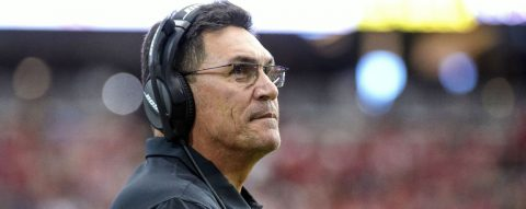 Ron Rivera's daunting task: Fix Washington's woes on, off field