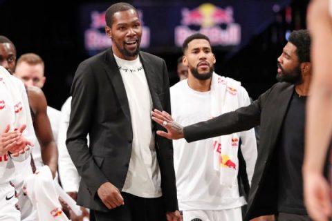 Durant's NBA Finals pick: Clippers over Bucks