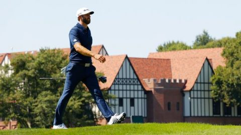 ESPN predictions: Can anyone beat Dustin Johnson at the U.S. Open?