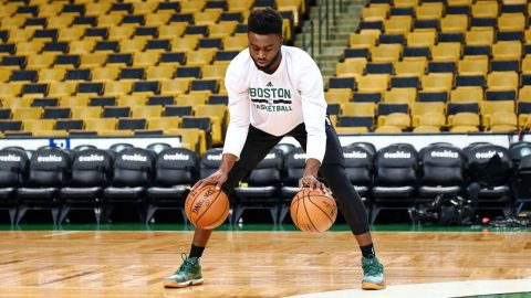 Jaylen Brown is a player for this moment