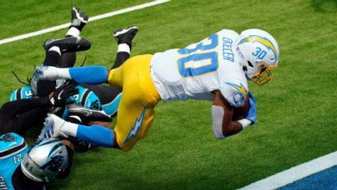 Fantasy football rankings: NFL Week 4