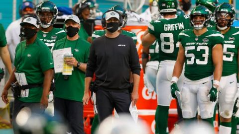 Barnwell: Rating NFL hot seats from aflame to lukewarm, starting with the Jets