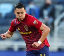 Rubio Rubin scores twice in Real Salt Lake's 3-1 win over Sporting KC