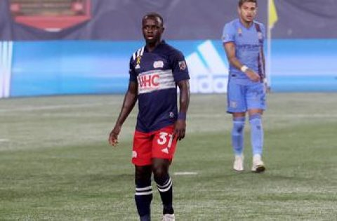 Revolution still winless at home after 0-0 draw with NYCFC
