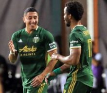 Jeremy Ebobisse header gives Portland Timbers early lead over Philadelphia Union