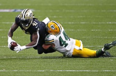 Given first opportunity on defense, Packers' Summers hungry for more