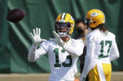 Packers relying on development of younger receivers to help Adams