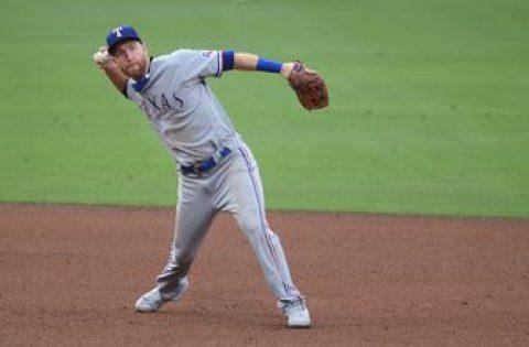 Rangers trade Frazier, Chirinos to Mets
