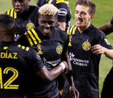 Gyasi Zardes late goal helps Columbus crew salvage 2-2 draw vs. Chicago Fire