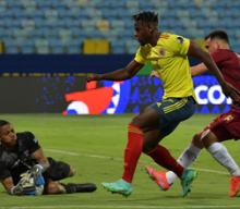 Wuilker Faríñez shuts down the Colombia offense, earns a nil-nil draw for Venezuela